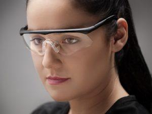 Okulary ochronne do unihokeja
