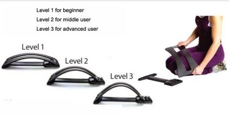 Back Magic - przyrząd do rozciągania pleców