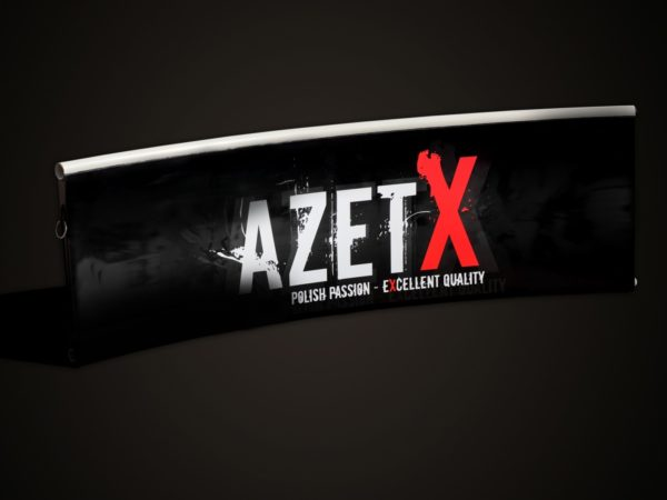 Bandy do unihokeja AZETX Prestige z certyfikatem IFF