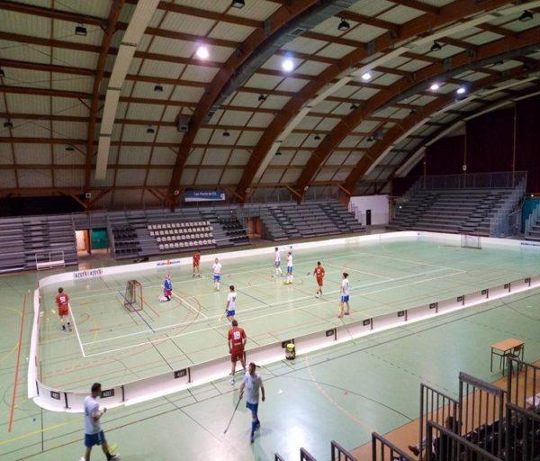 AAEEC Floorball - Les Ponts de Cé 4 Azetx Bandy Do unihokeja Prestige IFF
