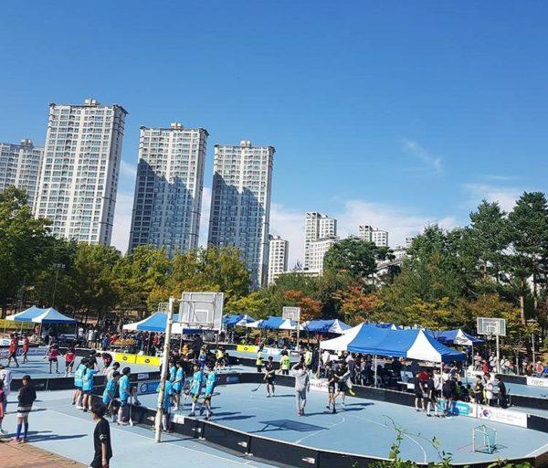 Hwaseong, Korea Południowa2 Bandy do unihokeja Azetx Prestige