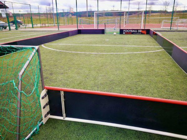 Łącznik uniwersalny do bramki treningowej w piłce nożnej