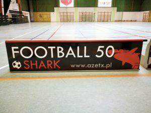 Banda do piłki nożnej 2m - Azetx Football50 Shark